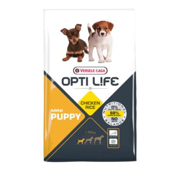 Versele Opti Life Puppy Mini kutyatáp 7,5 kg