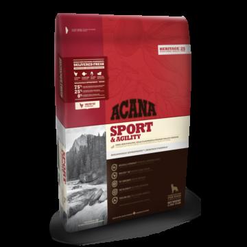 ACANA Sport & Agility 11,4 kg kutyatáp