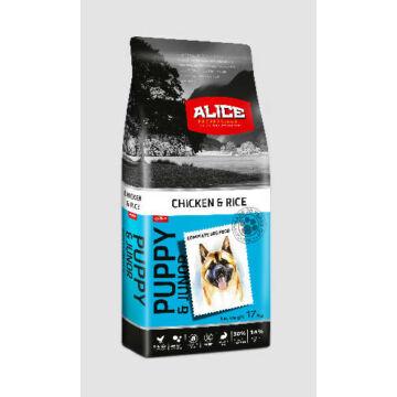 Panzi Alice Chicken,vegetables Puppy 17kg kutyatáp