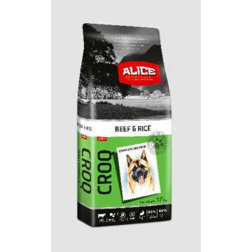 Panzi Alice Croq Beef,rice Adult 17kg kutyatáp