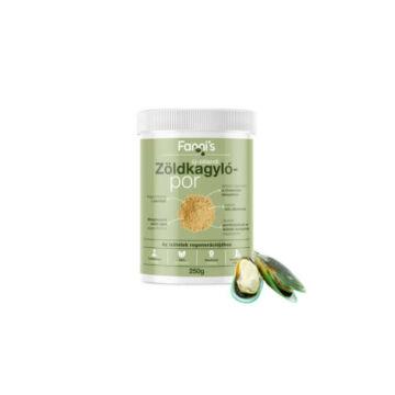fannis-zöldkagylópor-250g