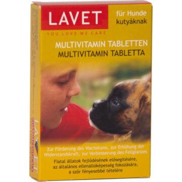 Lavet Multivitamin Kutyáknak 50x