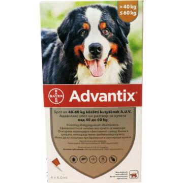 Advantix spot on 6 ml(40-60 kg) 1X