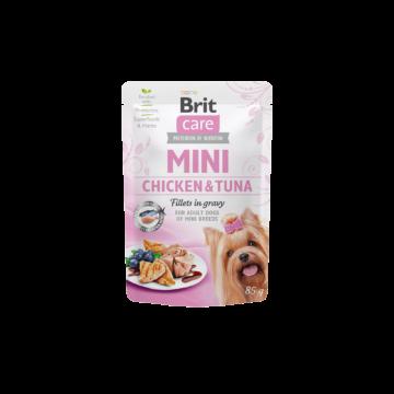 Brit Care MINI Pouch Chicken&Tuna 85 g