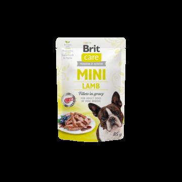 Brit Care MINI Pouch Lamb 85 g