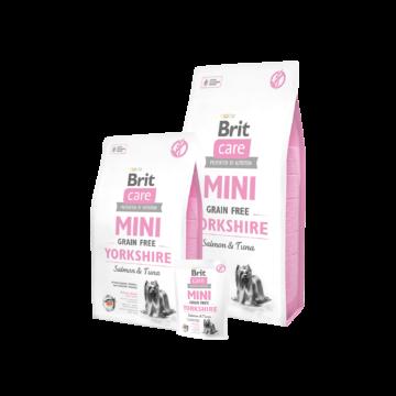 Brit Care Mini Yorkshire 0,4kg