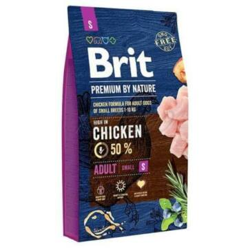Brit Premium by Nature Adult Small 1kg