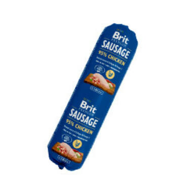 Brit Premium Sausage Chicken kutyaszalámi 800g