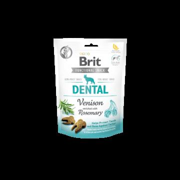 Brit Care Dog Functional Snack Dental Venison