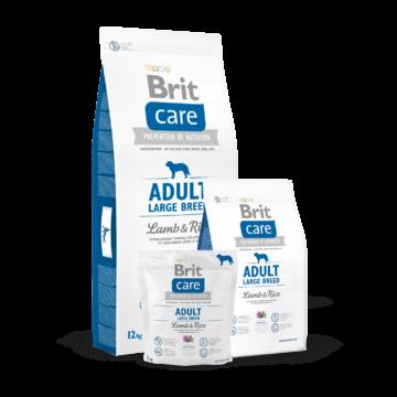 Brit Care Adult Large Breed Lamb & Rice 1 kg kutyatáp
