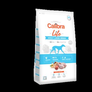 Calibra Dog Life Adult Large Breed Chicken kutyatáp 12 kg