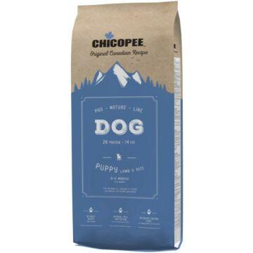 Chicopee Pro-Nature Line Puppy Lamb&Rice 20kg