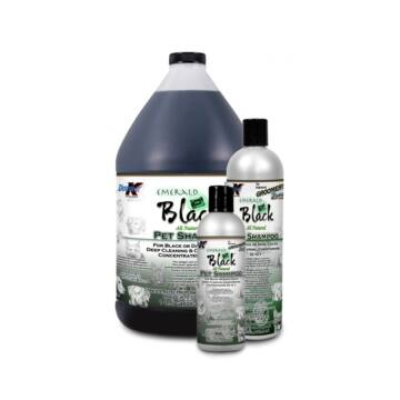 Double K Emerald Black Sampon 236 ml