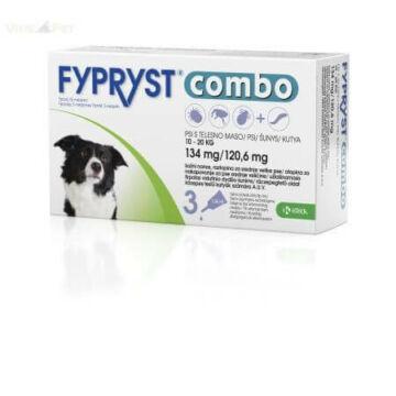 Fypryst Combo kutya 10-20 kg 1db