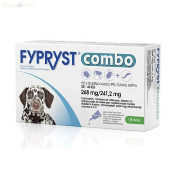 Fypryst Combo kutya 20-40kg 1db