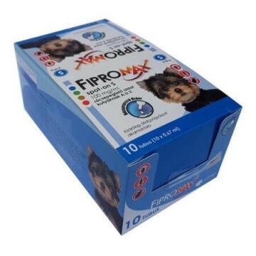 Fipromax spot-on kutya s  1x