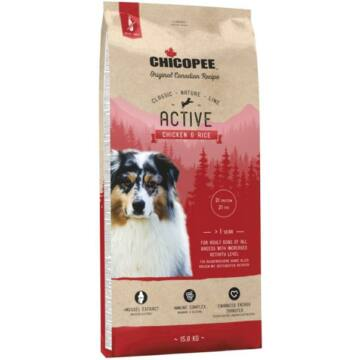 Chicopee CNL Active Chicken & Rice 15kg