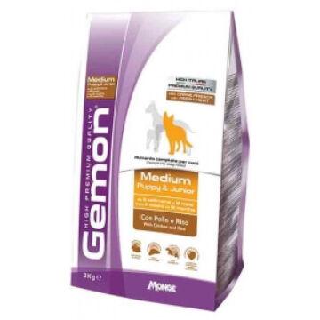 Gemon Puppy+Junior 20 kg kutyatáp