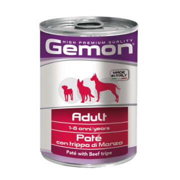 Gemon Adult Pate Konzerv Marha 400 g