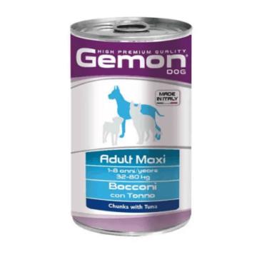 Gemon Dog Adult Maxi konzerv Tonhal 1250g