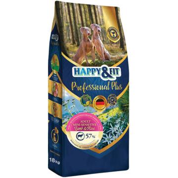 Happy&Fit Professional Plus Adult Mini Sensitive Lamb&Rice 18 kg