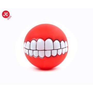 JK Smile csipogó labda mosoly 7,5cm