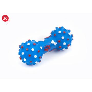 JK kutyajáték súlyzó tüskékkel 10 cm