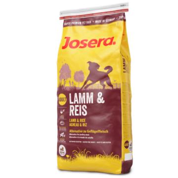 Josera Adult Lamb&Rice 15kg kutyatáp