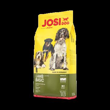 Josera JosiDog Lamb Basic 18 kg kutyatáp