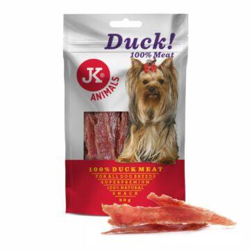 JK Meat Snack 100% Kacsa 80g