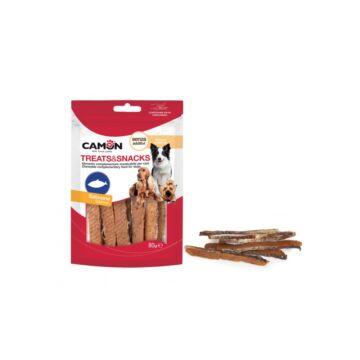 Camon Treats&Snacks Lazac csíkok 80g