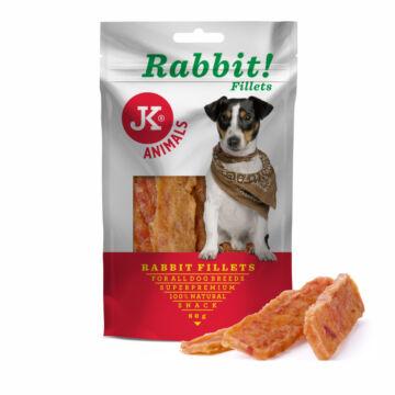 JK Rabbit Fillets 80g