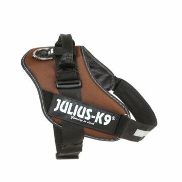 Julius-k9 IDC® Powerhám, felirattal, méret 2 Csoki Barna