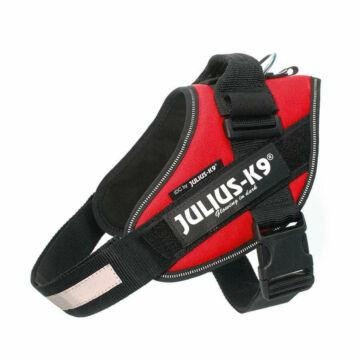 Julius-K9 IDC Powerhám, felirattal, méret 0 Piros