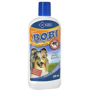 Bobi Bolhairtó Sampon 200 ml