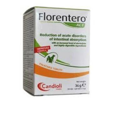 Florentero ACT Bélflóra-stabilizáló Tabletta 30db
