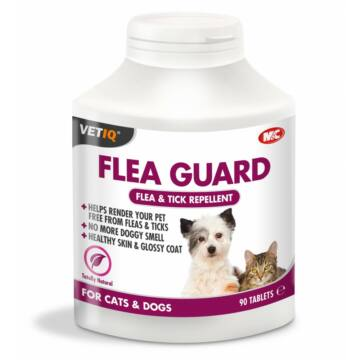 Mark&Chappell VetIQ Flea Guard Tabletta 90db