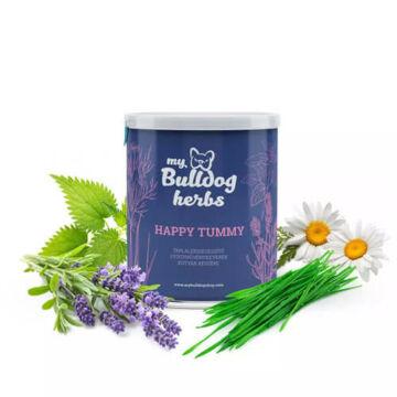 MyBulldog Herbs Happy