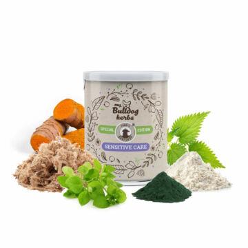 My Bulldog Herbs – SENSITIVE CARE – Emésztést támogató probiotikummal 50g