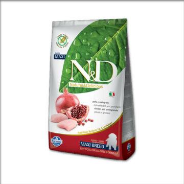 N&D Dog Grain Free csirke&gránátalma Puppy
