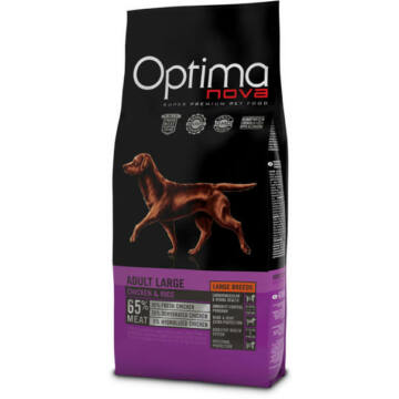Optimanova Dog  Adult Large Chicken & Rice 12 kg