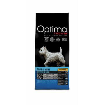 Optimanova Puppy Mini Chicken & Rice 0,8 kg