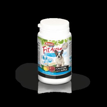Panzi FitActive Fit-A-Calci Plus 60db vitamin kutyáknak