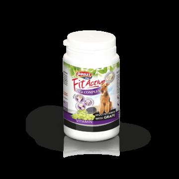 Panzi FitActive Fit-A-Complex 60db vitamin kutyáknak