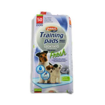 Panzi Helyhez szoktató (Fresh) - kutyapelenka 40x60cm (50db)