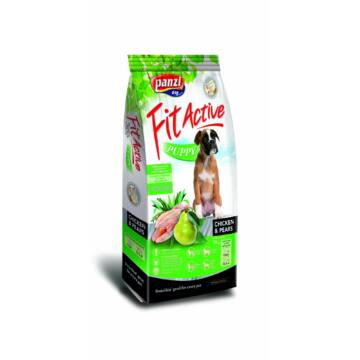 Panzi FitActive Puppy Chicken & Pears 15 kg