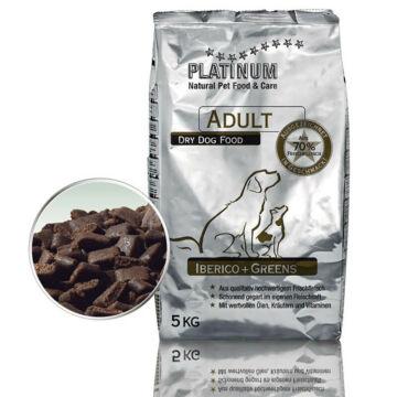Platinum Iberico & Greens 5 kg kutyatáp