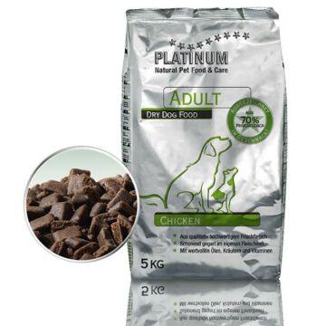 Platinum Adult Chicken 5 kg kutyatáp