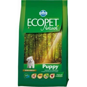 Ecopet Natural Puppy Mini 2x14kg kutyatáp