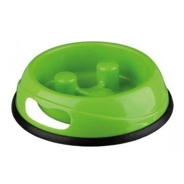 Trixie Tál Műanyag Evés Lassító 0,45l/20cm